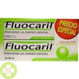 FLUOCARIL BI-FLUORE 250 - (DUPLO 125 ML 2 U )