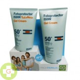 FOTOPROTECTOR ISDIN PACK GEL CREMA FAMILIA 200 ML ADULTO + 150 ML PEDIATRICS
