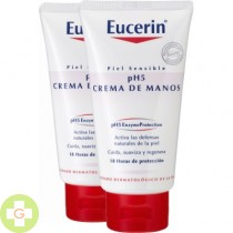 EUCERIN PACK 2 CREMA MANOS 75 ML