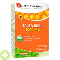 JALEA REAL 1000 MG - (10 MG 20 VIALES )