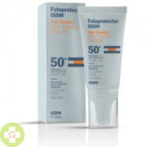 FOTOPROTECTOR ISDIN SPF-50+ GEL-CREMA DRY TOUCH - (50 ML )