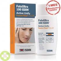 FOTOULTRA ISDIN ACTIVE UNIFY FUSION FLUID COLOR - (50 ML )