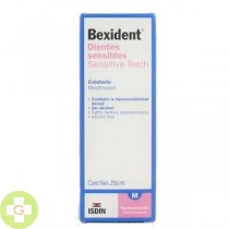 BEXIDENT DIENTES SENSIBLES COLUTORIO - (250 ML )