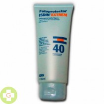 FOTOPROTECTOR ISDIN EXTREM SPF-40 TACTO LIGERO - (GEL-CREMA 200 ML )