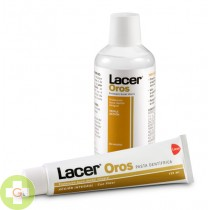 LACER OROS 2500PPM PASTA DENTAL - (125 ML )