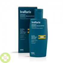 IRALFARIS CHAMPU QUERATORREGULADOR - (200 ML )