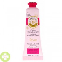 ROGER & GALLET CREMA SUBLIME MANOS Y UÑAS - CREME ROSE (30 ML )