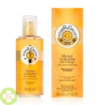 ROGER & GALLET HUILE SUBLIME - ACEITE SECO PERFUMADO BOIS D'ORANGE (100 ML )