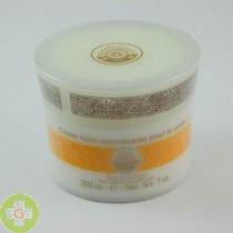 ROGER & GALLET CREMA CUERPO RICA NUTRITIVA - BOIS D'ORANGE (200 ML )