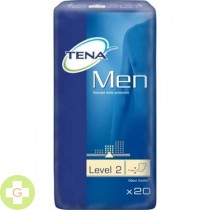 ABSORB INC ORINA LIGERA - TENA MEN (LEVEL-2 20 U )