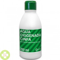 CINFA AGUA OXIGENADA 10 VOL - (250 ML )