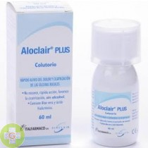 ALOCLAIR PLUS COLUTORIO - (60 ML )