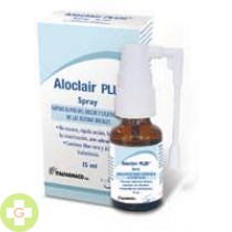 ALOCLAIR SPRAY PLUS - (15 ML )