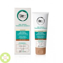 BE+ BB CREAM REGULADORA MATIFICANTE SPF20 PIEL GRASA/ PIEL OSCURA 40 ML