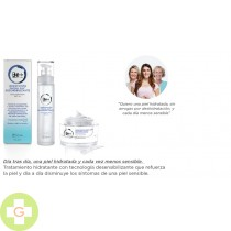 BE+ HIDRATACION FACIAL 24 H DESENSIBILIZANTE EMULSION  50 ML
