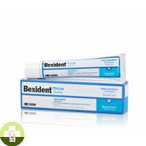 BEXIDENT ENCIAS PASTA DENTAL TRICLOSAN - (75 ML )