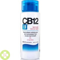 CB 12 ENJUAGUE BUCAL BUEN ALIENTO - (250 ML )