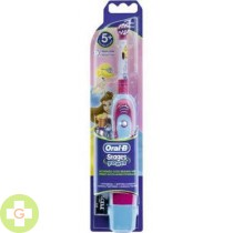 CEPILLO DENTAL ELECTRICO - BRAUN ORAL-B ADVANCE POWER KIDS 900 TX (INFANTIL RECARGABLE )