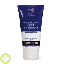 NEUTROGENA CREMA DE MANOS RAPIDA ABSORCION - (75 ML )