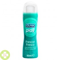 DUREX PLAY FRESCOR PLEASURE GEL - LUBRICANTE HIDROSOLUBLE INTIMO (50 ML )