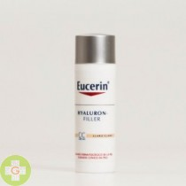 EUCERIN ANTIEDAD HYALURON FILLER CC CREAM COLOR CLARO 50  ML