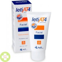 LETI AT-4 CREMA FACIAL SPF 20 CREMA - (50 ML )
