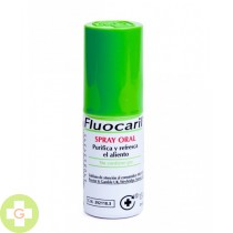 FLUOCARIL SPRAY ORAL - (15 ML )