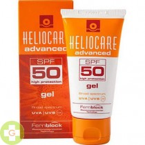 HELIOCARE SPF 50 GEL - (50 ML )