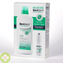 BEXIDEN PACK FRESH BREATH COLUTORIO 500 ML + SPRAY