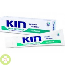 KIN PASTA DENTIFRICA - (125 ML )