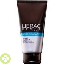 LIERAC HOMME BALSAMO DESPUES AFEITADO 75ML