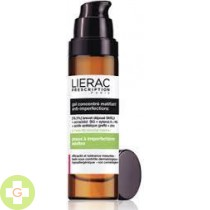 LIERAC PRESCRIPTION GEL CONC MATIFICANTE 50 ML
