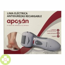 APOSAN LIMA ELECTRICA ANTIDUREZAS RECARGABLE