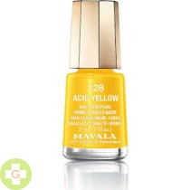 MAVALA ESMALTE COLOR ACID YELLOW 128
