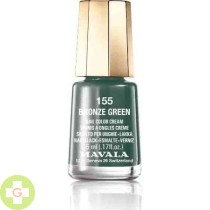 MAVALA ESMALTE COLOR BRONZE GREEN 155