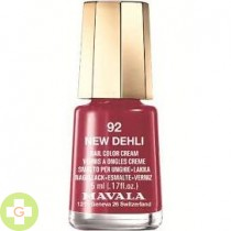 MAVALA ESMALTE COLOR NEW DEHLI 92