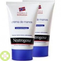 NEUTROGENA CREMA DE MANOS CONCENTRADA - (50 ML 2 U )