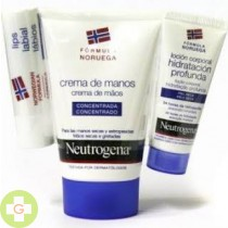 NEUTROGENA PACK CR MANOS + REGALO