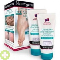 NEUTROGENA PACK PIES CREMA 100ML+CREMA 100ML