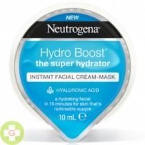NEUTROGENA HYDRO BOOST EXPRESS FACIAL CREAM-MASK 10 ML (AZUL)