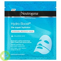 NEUTROGENA HYDRO BOOST HYDROGEL RECOVERY MASK HI 30 ML (AZUL)