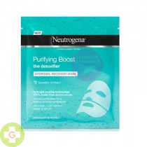 NEUTROGENA PURIFYING BOOST HYDROGEL RECOVERY MAS 30 ML (VERDE)