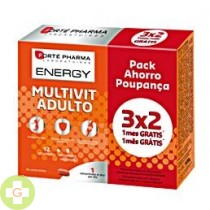 ENERGY ADULTO PACK AHORRO 84 COMP