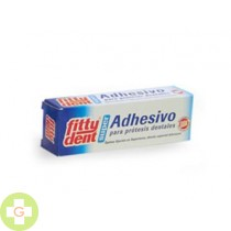 FITTYDENT SUPERADHESIVO PROTESIS DENTAL - ADHESIVO PROTESIS DENTAL (20 ML )